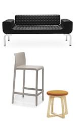 Fauteuils d'accueil / Lounge