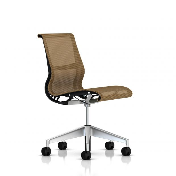 Siege Setu Herman Miller H-Alloy / Structure Graphite / Lyris Mango