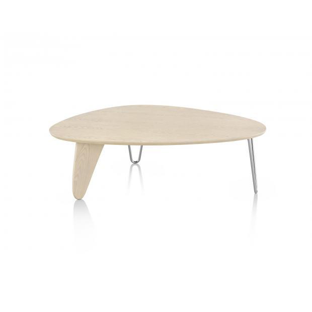 Table Noguchi (TM) Rudder - White Ash
