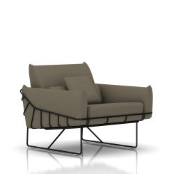 Fauteuil Wireframe Herman Miller 1 place