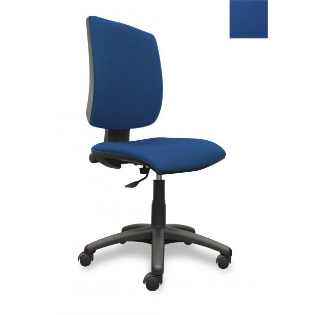 QUATTRO siège de bureau contact permanent - bleu