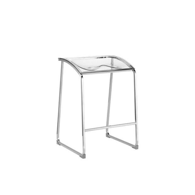 Arod 500 Pedrali Tabouret - Transparent