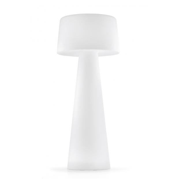Time Out Pedrali - Lampe blanche