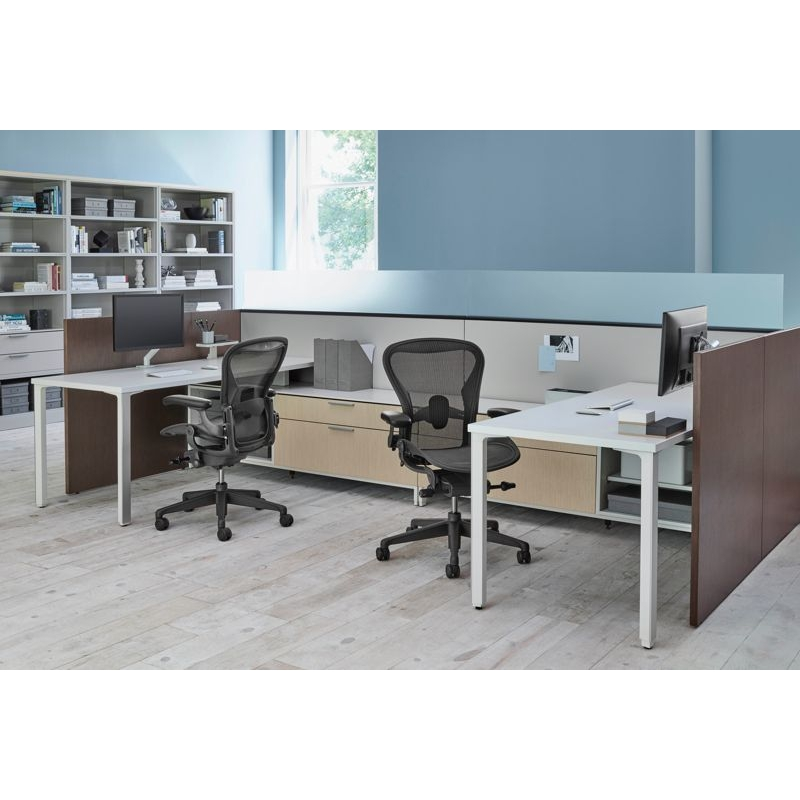 fauteuil de bureau aeron remasteris suport lombaires. Black Bedroom Furniture Sets. Home Design Ideas
