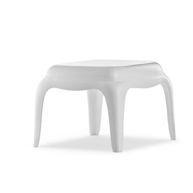 Pasha 661 Pedrali table basse lounge Blanche