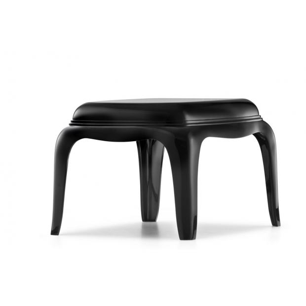 Pasha 661 Pedrali table-basse lounge - assise noire