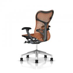 Fauteuil Mirra 2 Butterfly - Herman Miller - Piètement H-Alloy - Structure Graphite