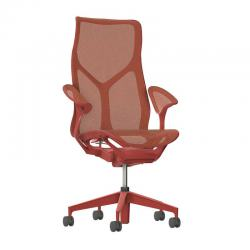 Fauteuil Cosm Herman Miller - Dossier haut - Dipped in Color Canyon
