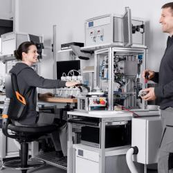Nexxit 2 - Siège de travail Cuir synthétique - Bimos