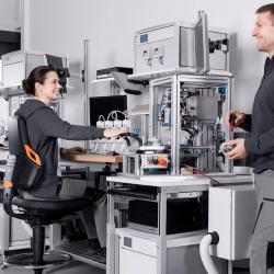 Nexxit 3 - Siège de travail Cuir synthétique - Bimos
