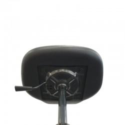 Tabouret roulettes AP4-MAT pour ATSEM et assistants d'éducation - Hauteur de 410 à 540 mm