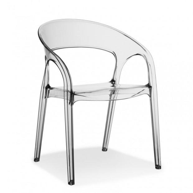 Gossip 620 - Chaise design transpente - Pedrali