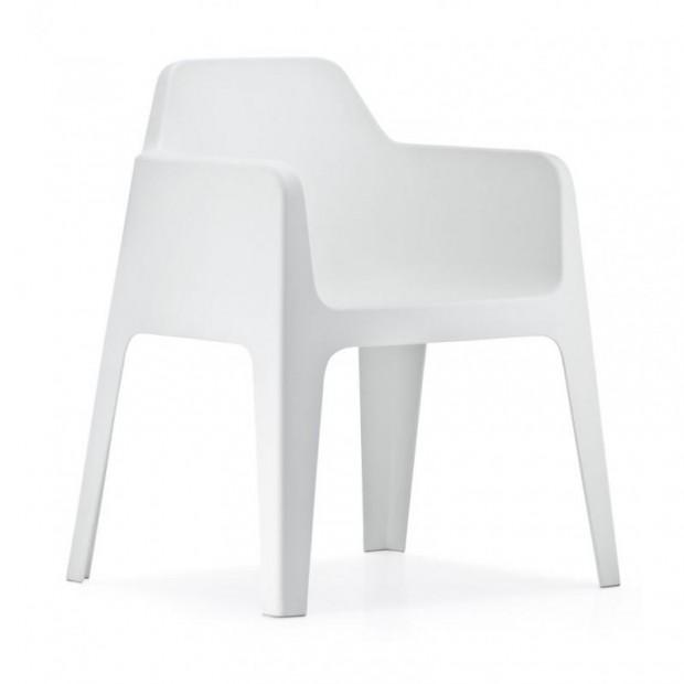 Plus 630 - Chaise design moulée avec accoudoris - Pedrali
