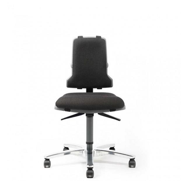 Sintec 160 - Bimos - Chaise d'atelier Contact Permanent sur roulettes