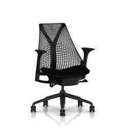 Fauteuil de bureau Sayl - Structure noire - Herman Miller