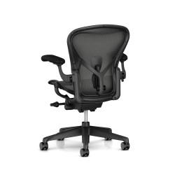 Aeron - Herman Miller - Graphite / Dual Posture Fit