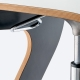 Tabouret design - Woody 495 - Pedrali