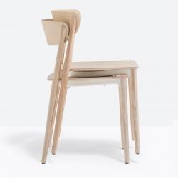 Chaise bois - Nemea 2820