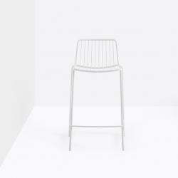 Nolita 3657 - Pedrali - Tabouret 4 pieds