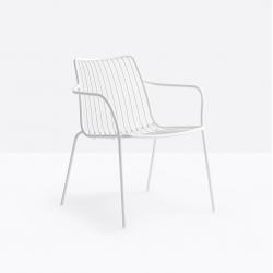 Nolita 3659 - Pedrali - Chaise 4 pieds