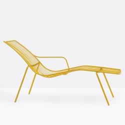 Nolita 3654 - Pedrali - Chaise longue