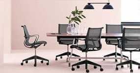image de la catégorie Chaises de réunion - Visiteurs par mb2.fr