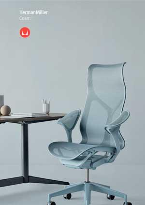 fauteuil de bureau Cosm catalogue