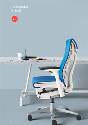fauteuil de bureau embody