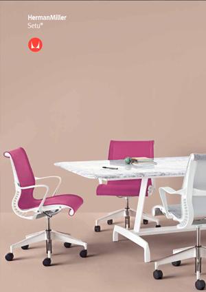 fauteuil de bureau setu