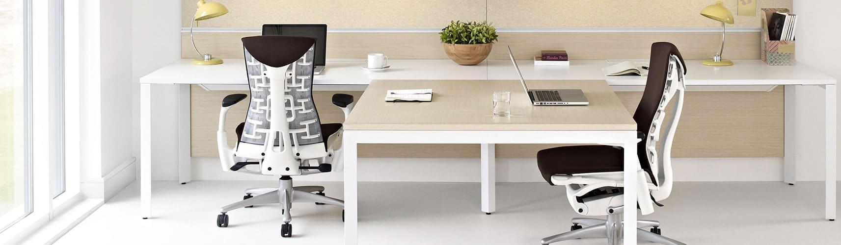 Fauteuil de bureau ergonomique avec dossier confortable