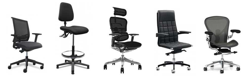 Les mécaniques des sièges de bureau