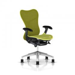 Mirra 2 Butterfly - Herman Miller - Piètement H-Alloy - Structure Graphite