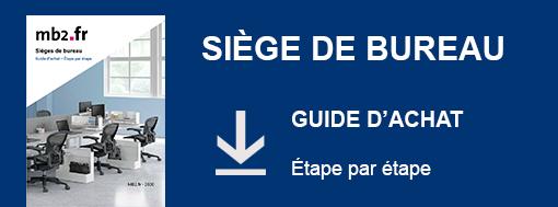 Guide d'achat siège de bureau